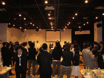 090523九州ソーシャルビジネスフォーラム:交流会