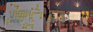チーム5:現実を見据えた具体的な販売商品とターゲットの練り直し